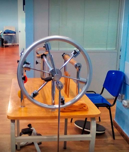 Centro de medicina física y rehabilitación en Valencia que trabaja con mutuas y pacientes privados
