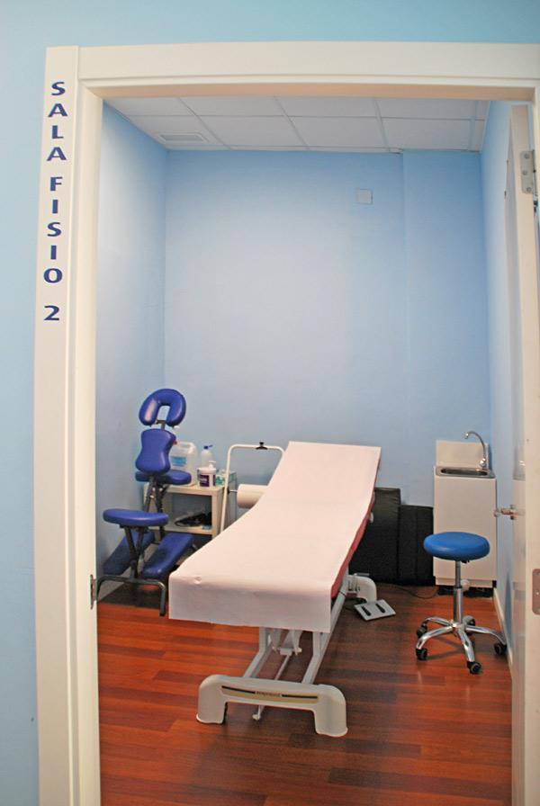 Centro especializado en fisioterapia y rehabilitación en Valencia
